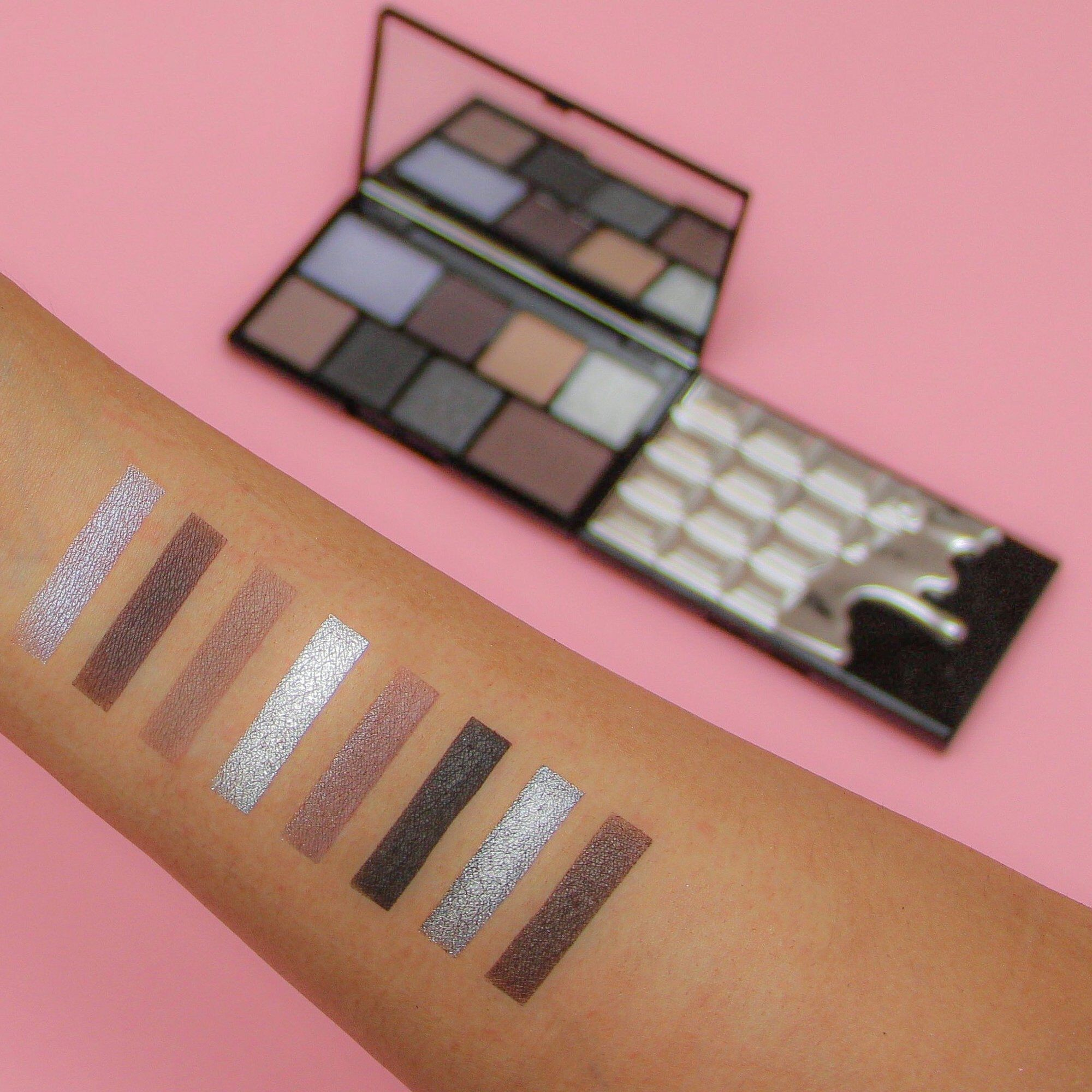 Mini Lidschatten-Palette - Mini Eyeshadow Palette