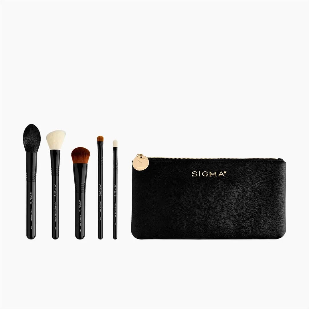 5-Teiliges Pinsel-Set - Multitask Brush Set