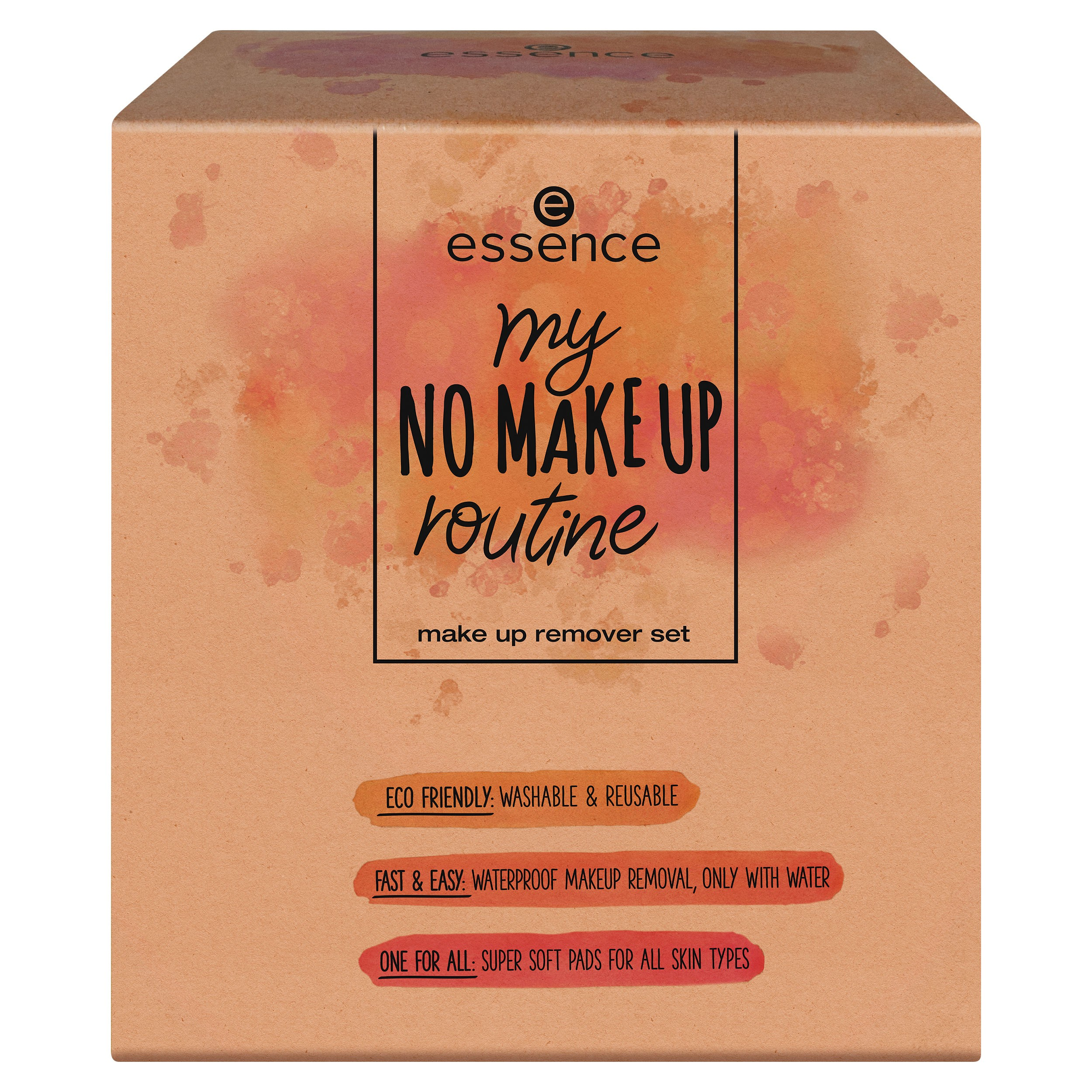 Make-Up Entferner Set - My No Make Up Routine  Makeup Remover Set