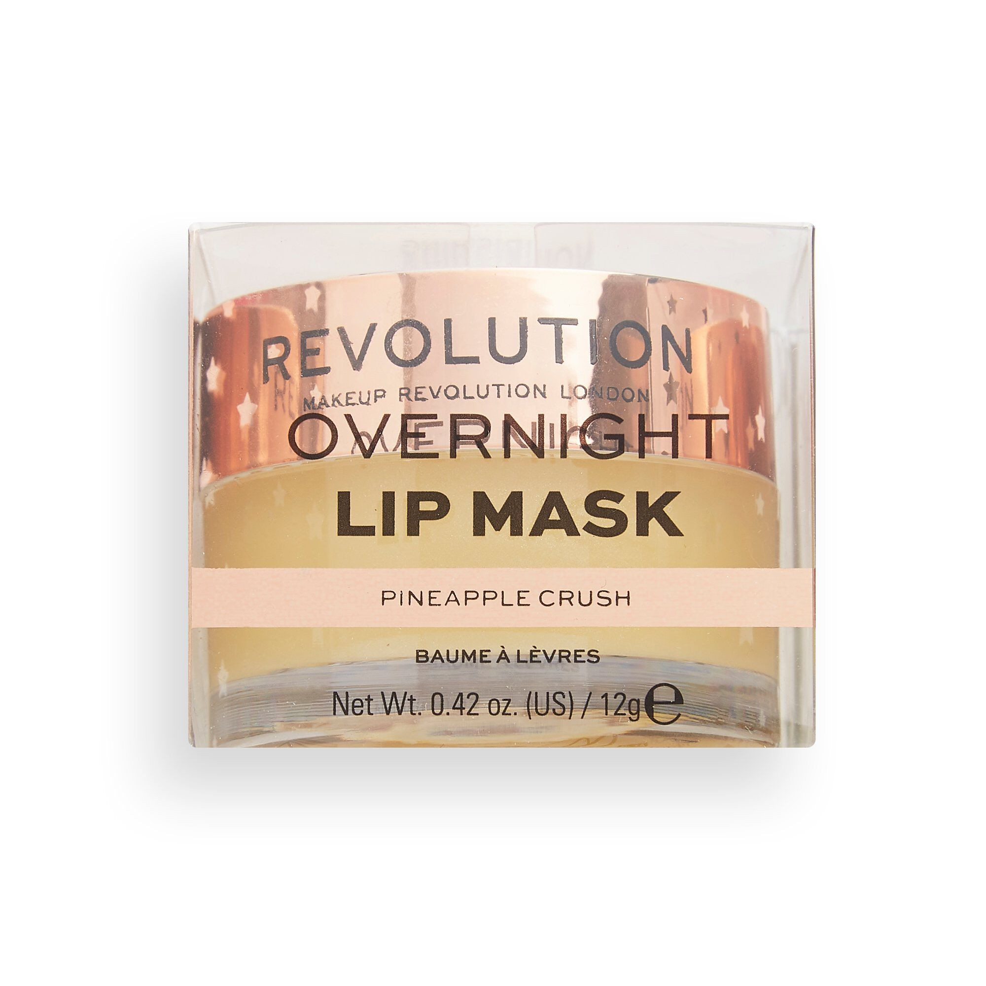 Makeup Revolution Lippenbalsam - Overnight Lip Mask ...