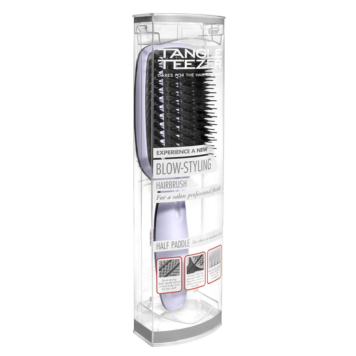 Haarbürste - Tangle Teezer Blow-Styling - Half Paddle
