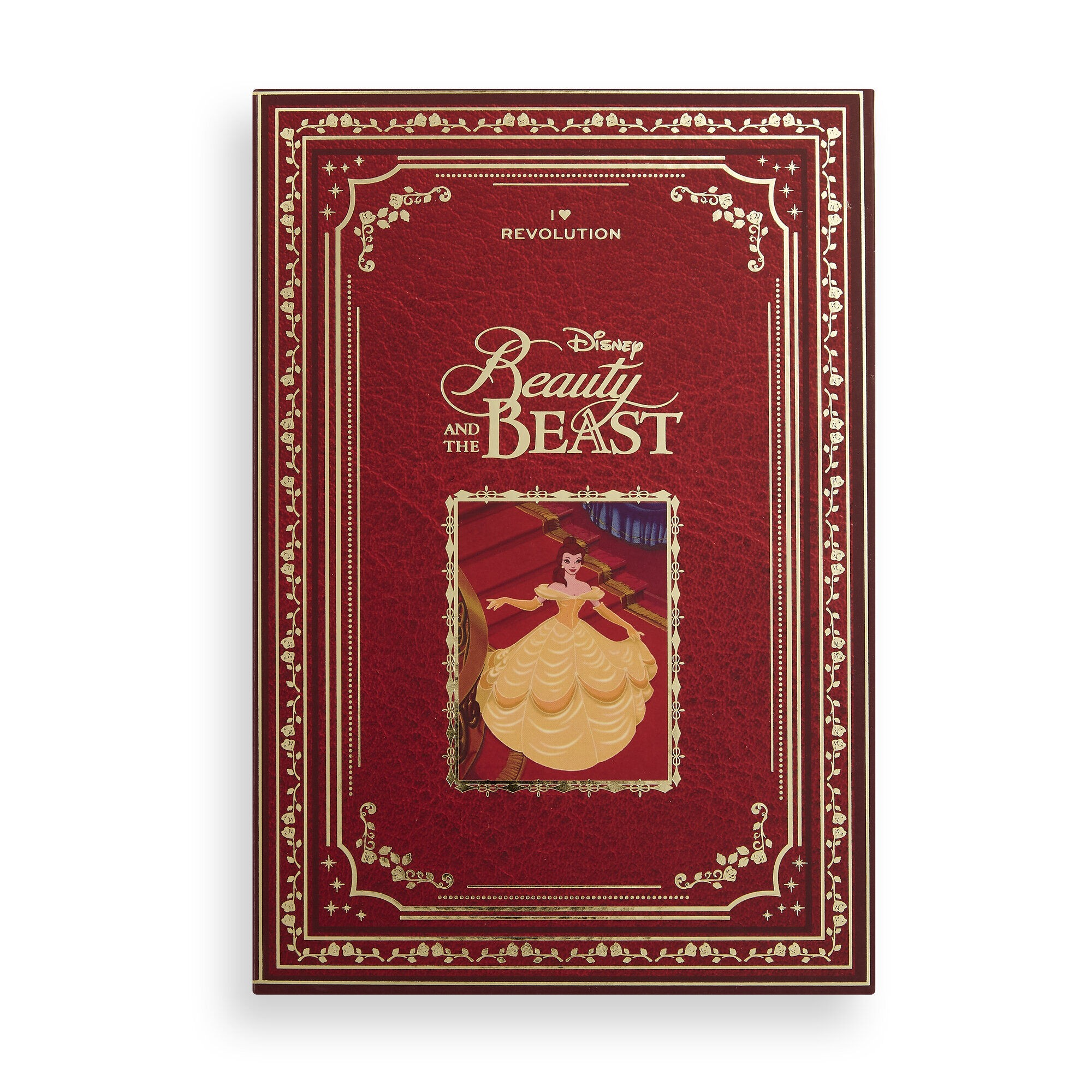 Make-Up Palette - Disney Fairytale Book Palette - Beauty And The Beast