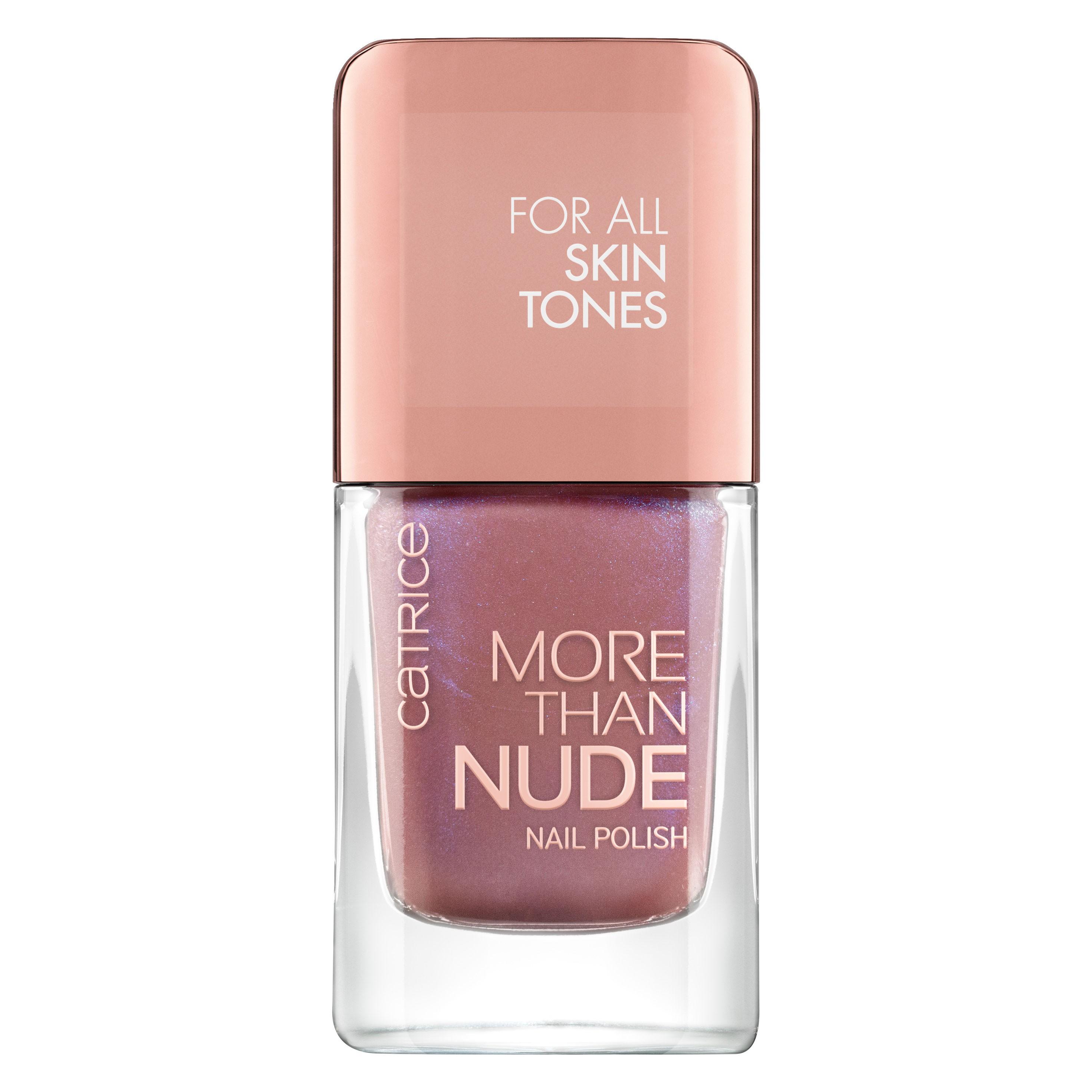 More Than Nude Nail Polish ♥ CATRICE COSMETICS
