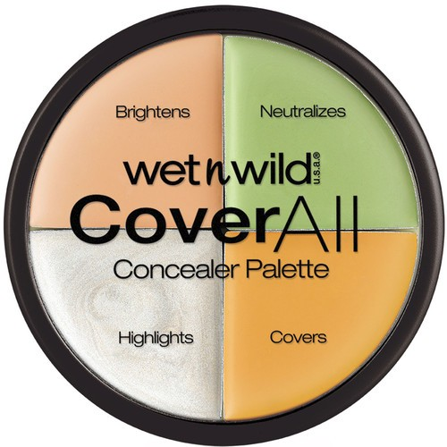 Palette Correctrice - CoverAll Concealer Palette