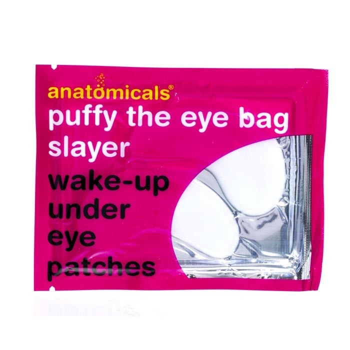 Augenpatch - Puffy The Eye Bag Slayer - Wake-Up Under Eye Patches (3 Stück)