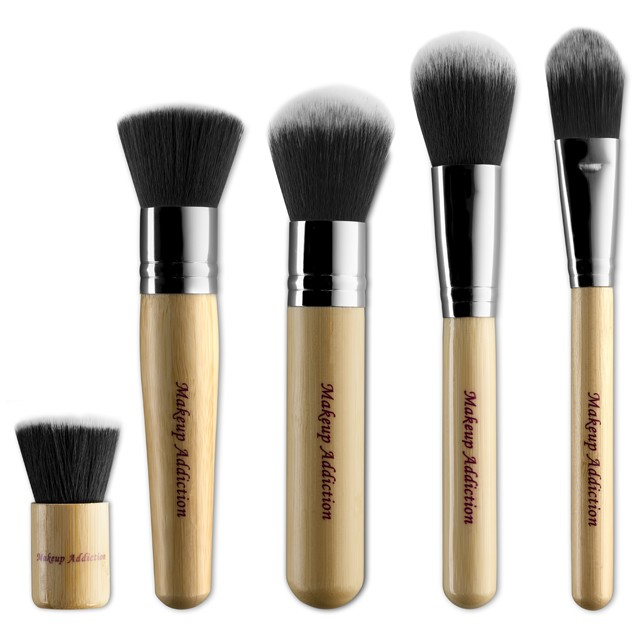 5-Teiliges Pinsel-Set - The Essential Face Set