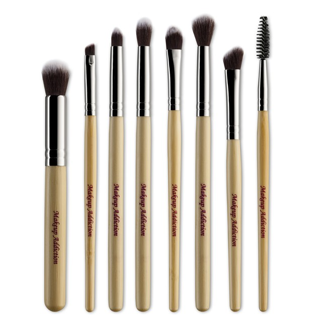 8-Teiliges Pinsel-Set - The Luxury Eye Set
