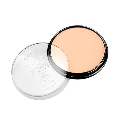Puder - Mattitude Anti Shine Powder