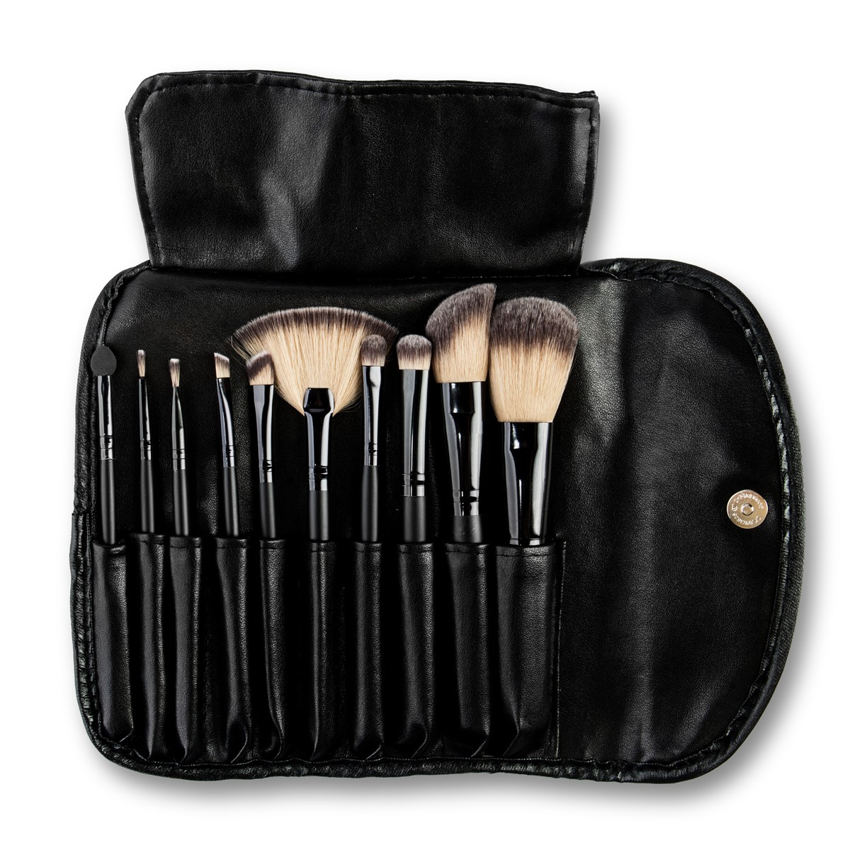 10-Teiliges Pinsel-Set - Professional