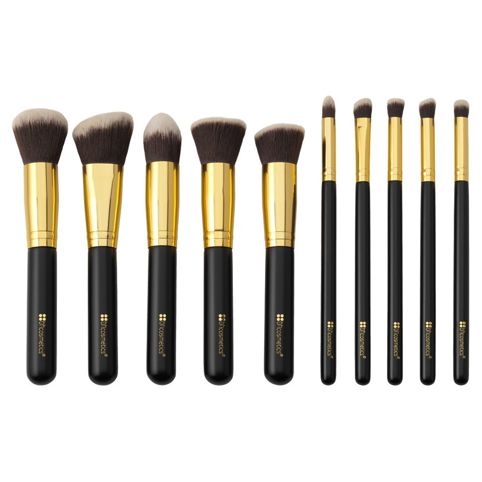 Bh 10 Teiliges Pinsel Set Sculpt And Blend Brush Set Beautypalastch