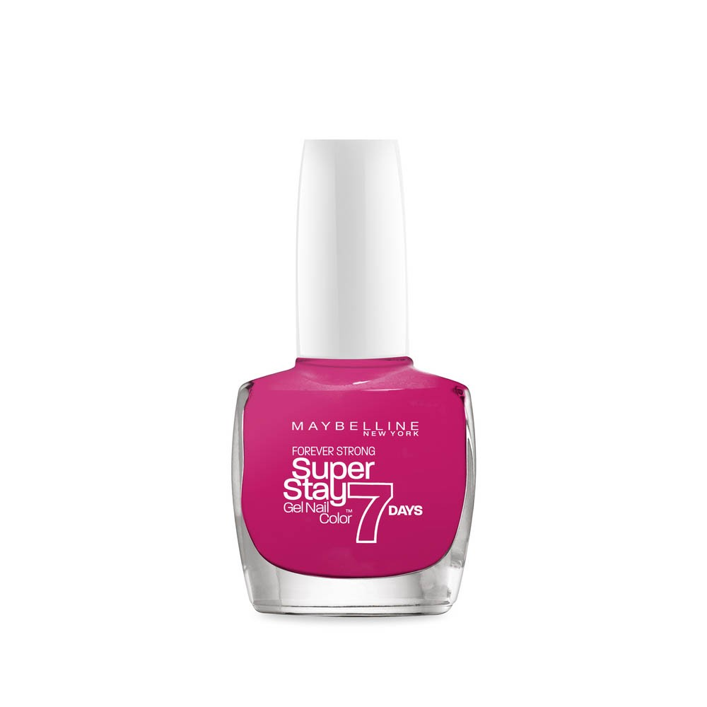 Maybelline Gel-Nagellack - Superstay 7 Days Gel Nail Color ...