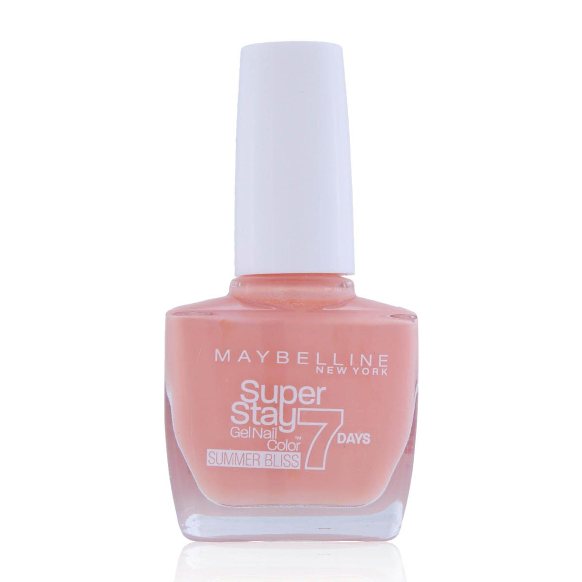 Maybelline Gel-Nagellack - Superstay 7 Days Gel Nail Color - Summer ...