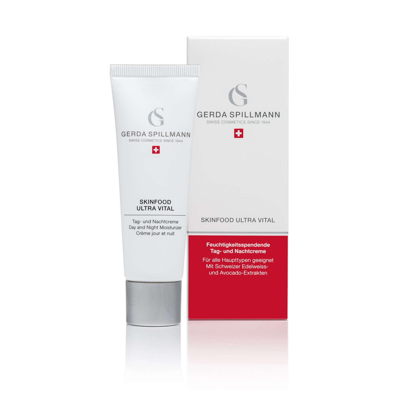 Replenishing Day & Night Cream - Skinfood Ultra Vital