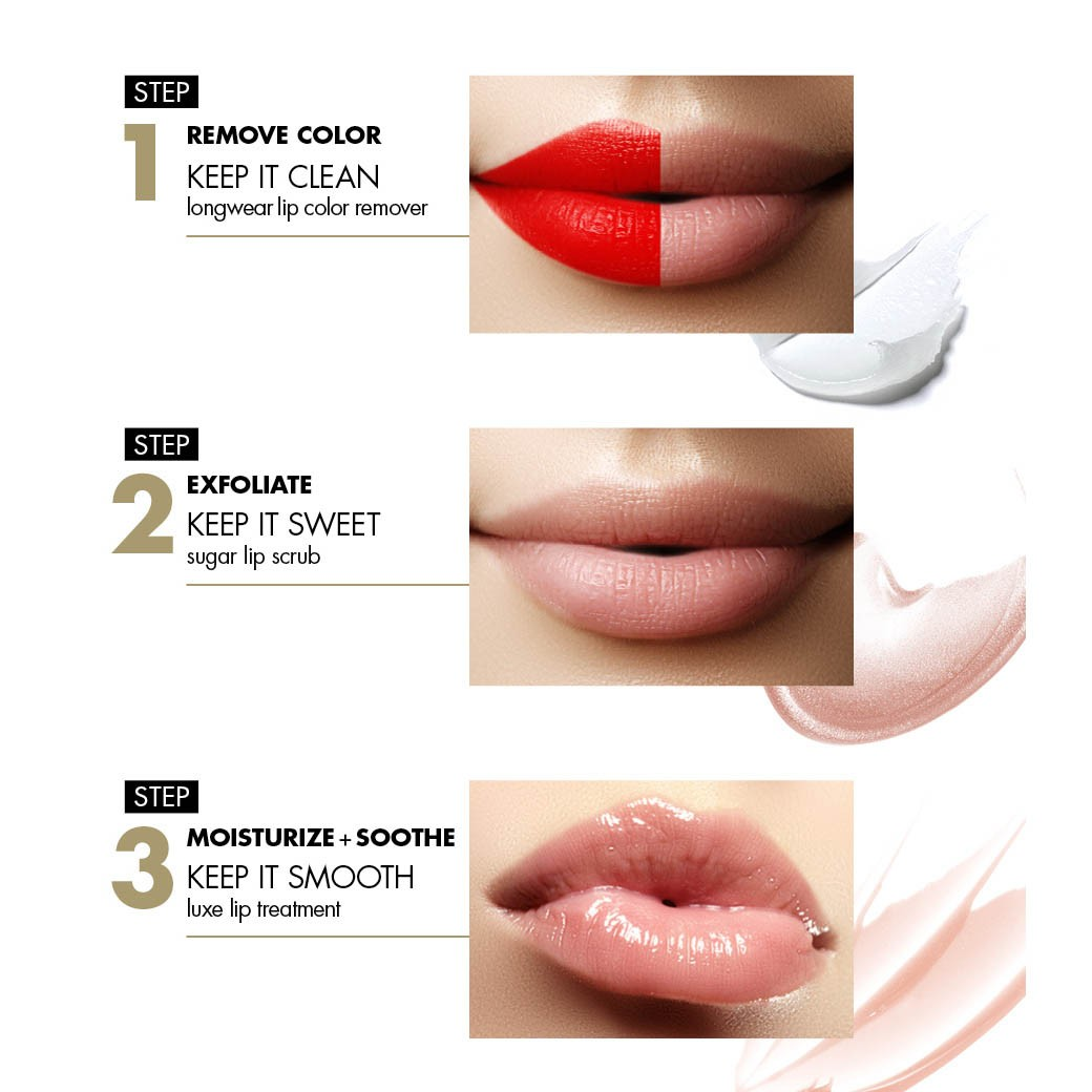 Lippenbalsam - Keep It Smooth Luxe Lip Treatment