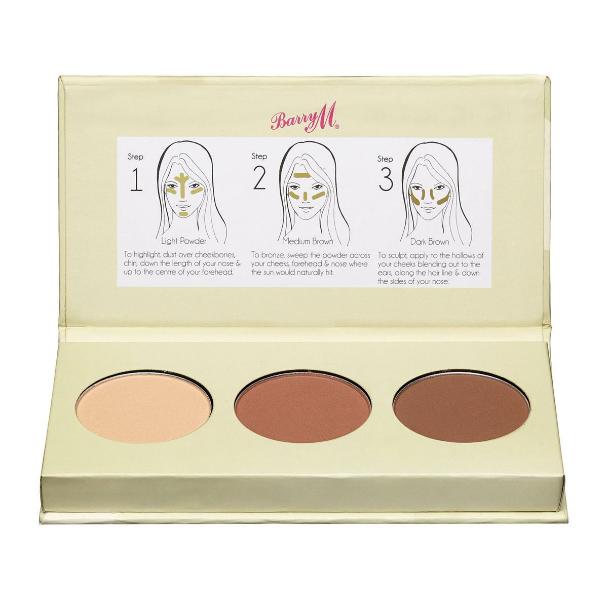 Contour Kit - Chisel Cheeks