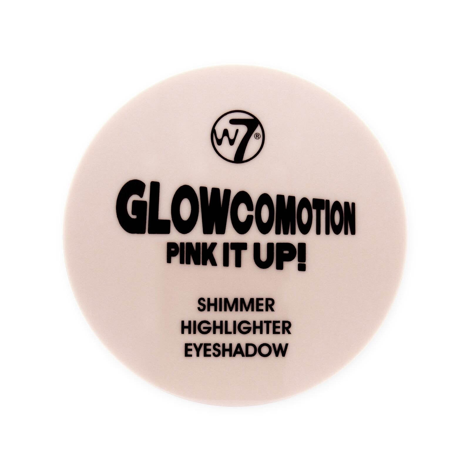 Highlighter & Lidschatten - Glowcomotion