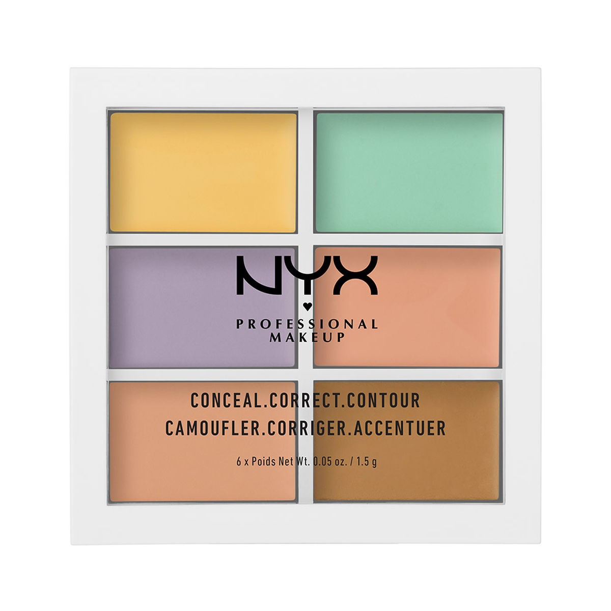 Palette Correctrice - Color Correcting Palette
