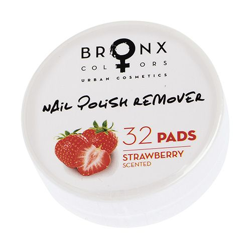 Nail Polish Remover Pads (32 Pieces)