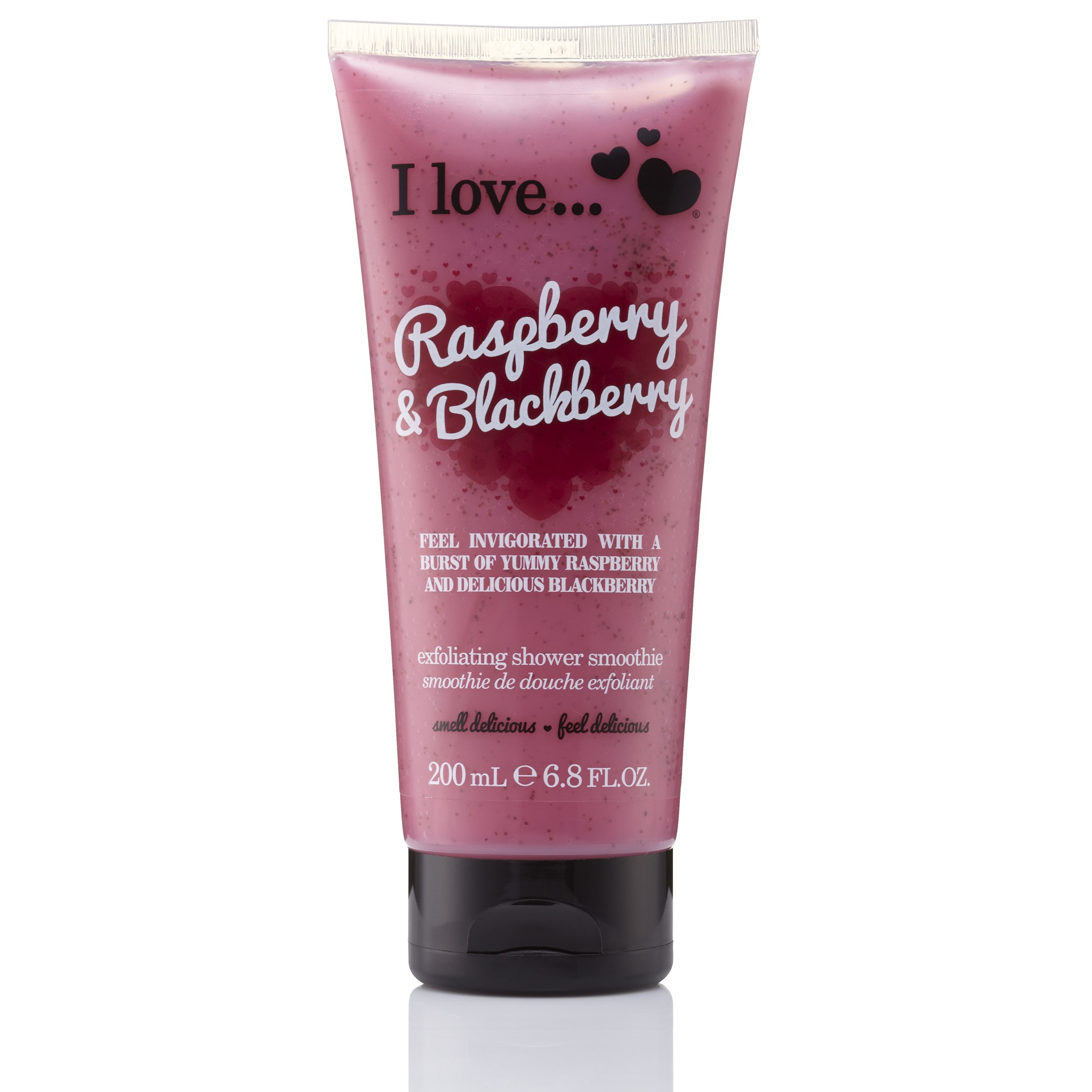 a9eeb4606 I Love Exfoliating Shower Smoothie