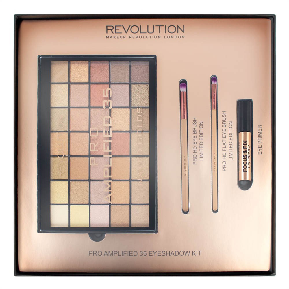 Makeup Revolution Make-Up-Set