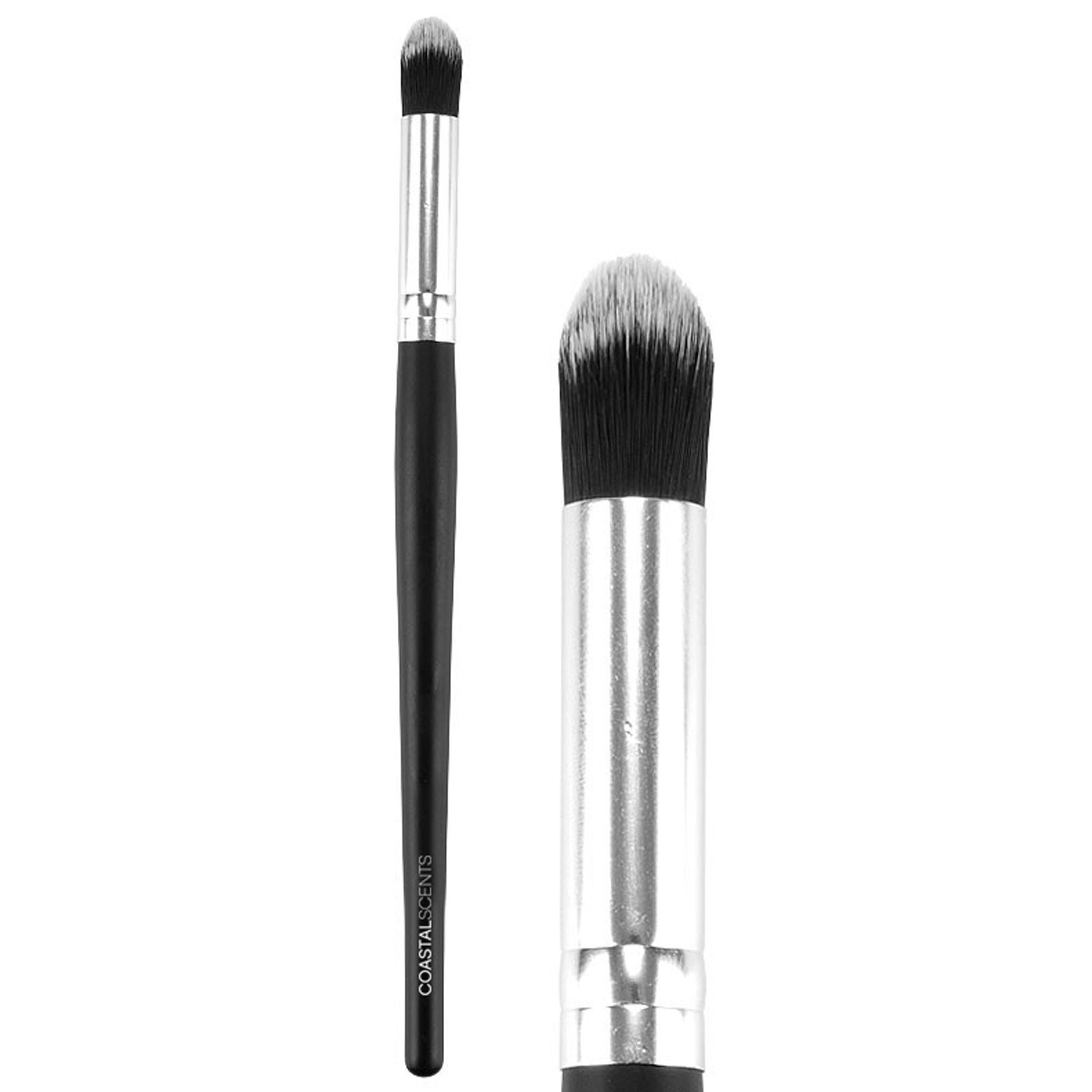 Abgerundeter Concealer-Pinsel - Classic Pointed Precision Synthetic Brush