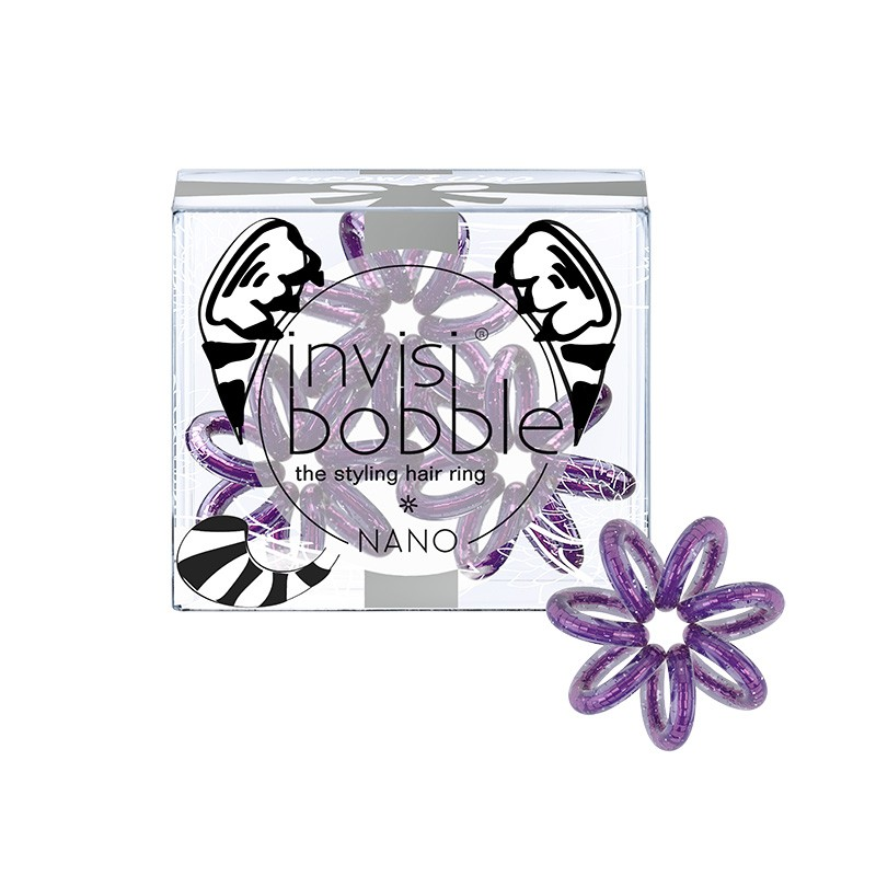 Chouchou - invisibobble NANO (3 Pièces) - I Live In Wonderland Collection (Limited Edition)