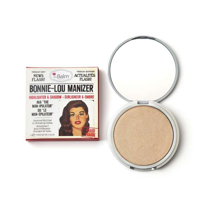 Highlighter & Lidschatten - Bonnie-Lou Manizer