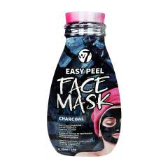 Peel-Off Gesichtsmaske - Easy Peel Charcoal Face Mask