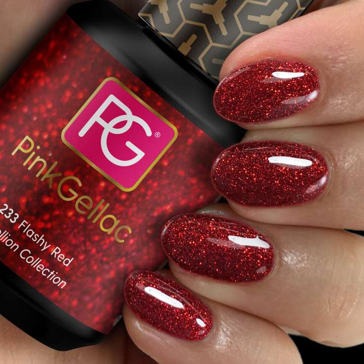 Gel Nail Polish - Rebellion Collection