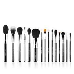15 Piece Brush Set - Premium Brush Kit