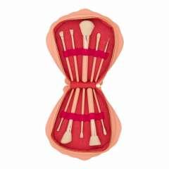 10-Teiliges Pinsel-Set - 10 Piece Shell Squad Brush Set