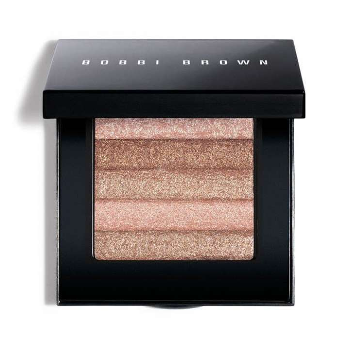 Highlighter & Blush - Shimmer Brick Compact