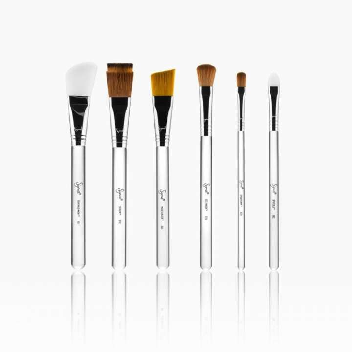 6-Teiliges Pinsel-Set - Skincare Brush Set