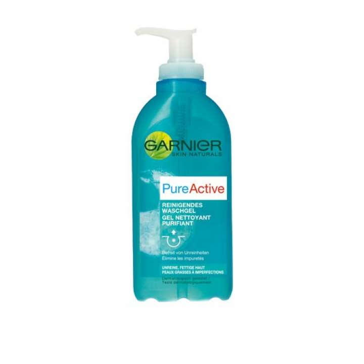 Pure Active Wash Gel
