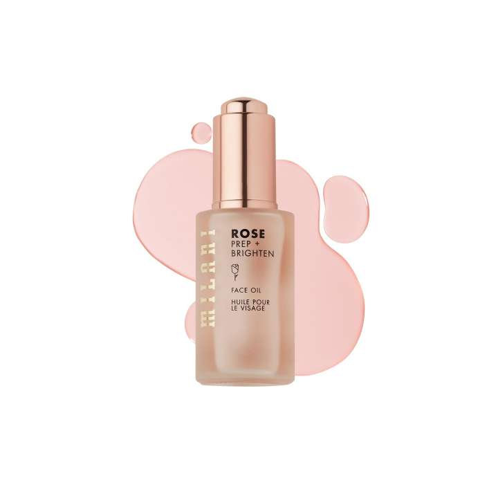 Prep + Brighten Rose Face Oil