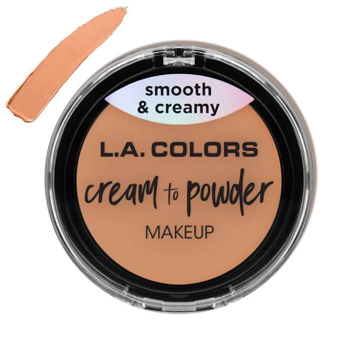 Cream To Powder Makeup