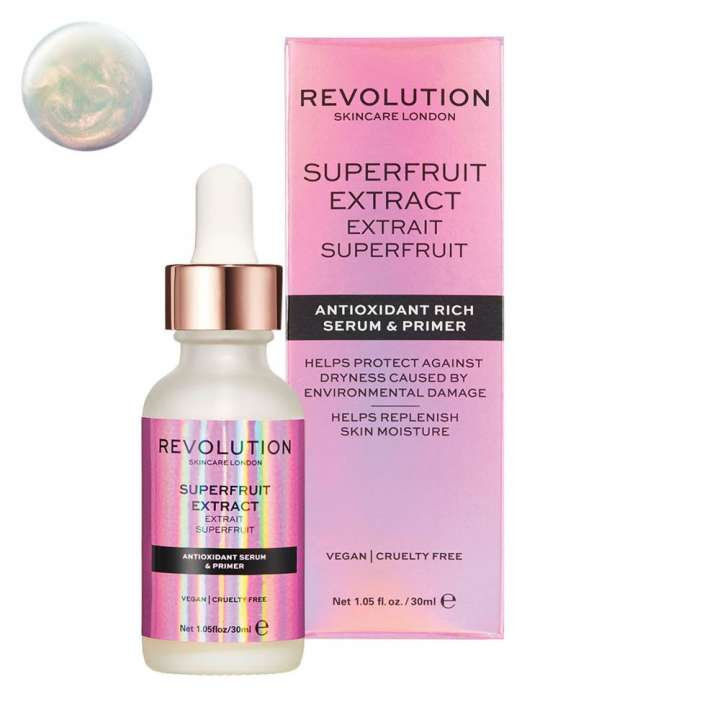 Antioxidant Rich Serum & Primer - Superfuit Extract