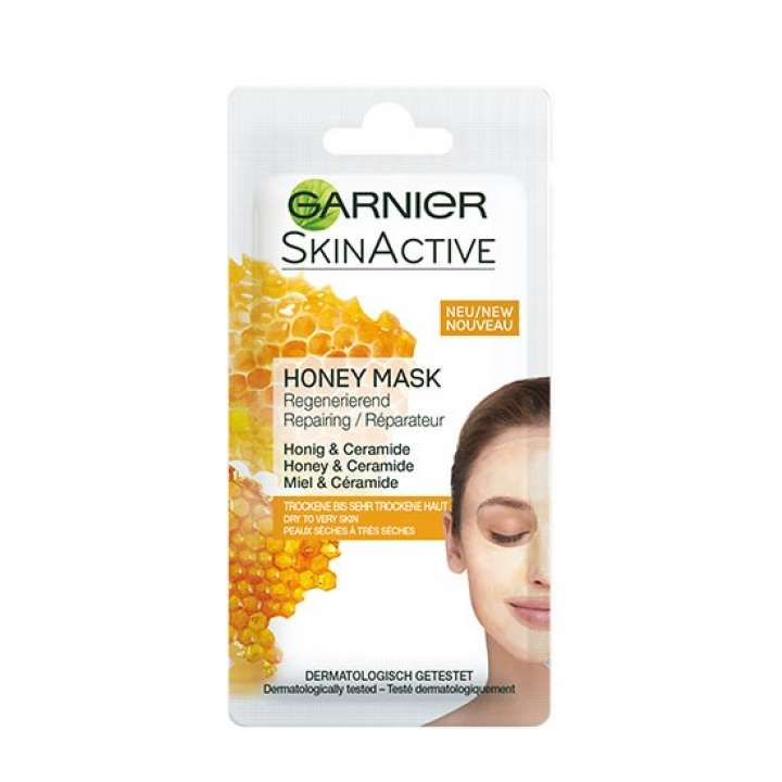 Gesichtsmaske - SkinActive Honey Mask