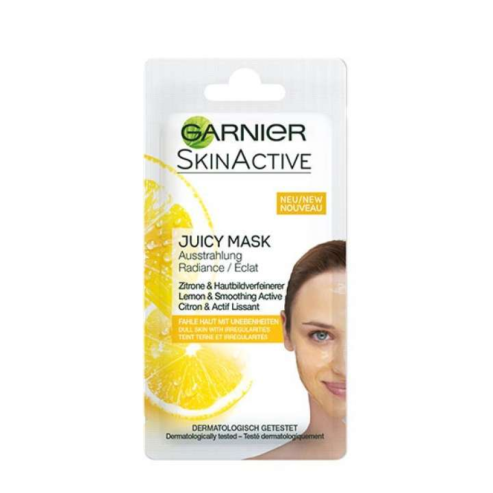 Gesichtsmaske - SkinActive Juicy Mask