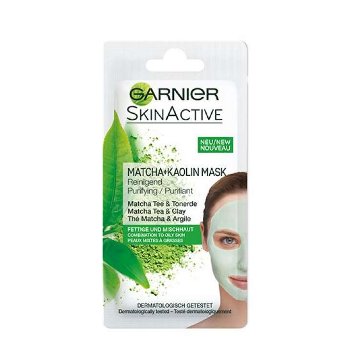 Face Mask - SkinActive Matcha + Kaolin Mask