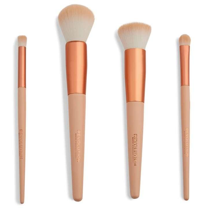 4-Teiliges Pinselset - Conceal & Define Brush Set