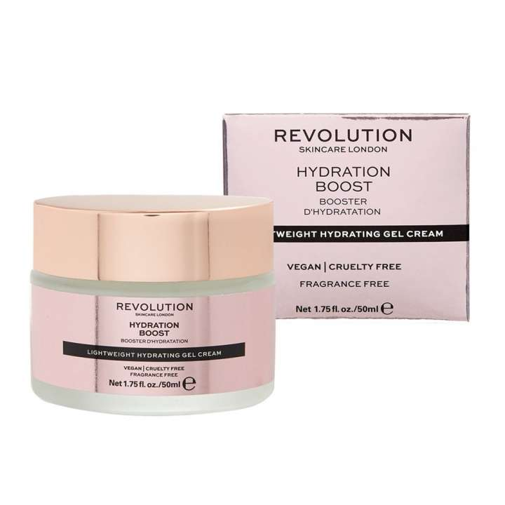 Skin Lightweight Hydrating Gel-Cream – Hydration Boost