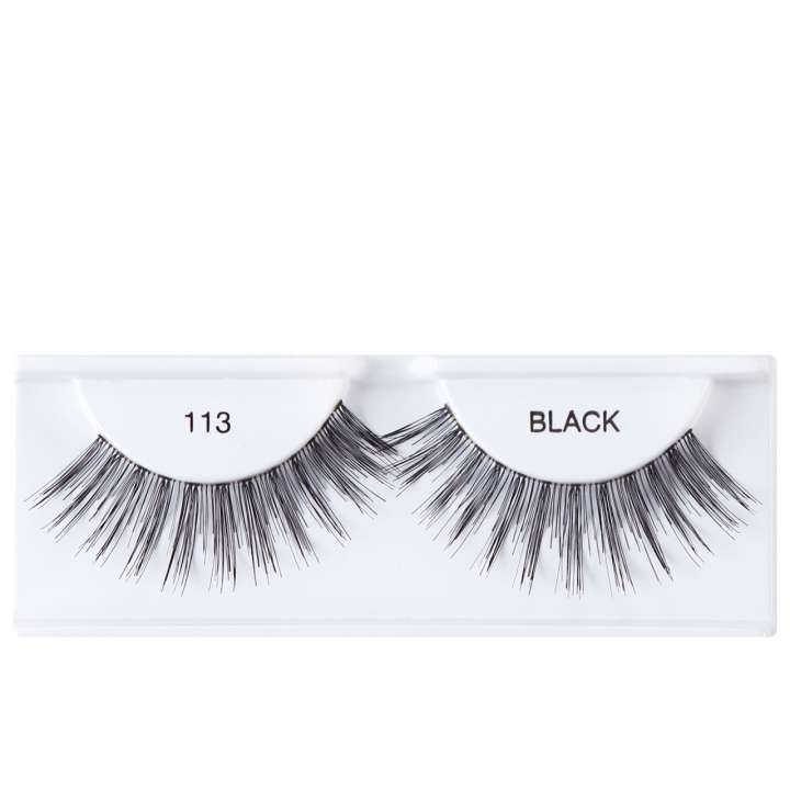 False Eyelashes - Premium Natural Glamour Lashes #113