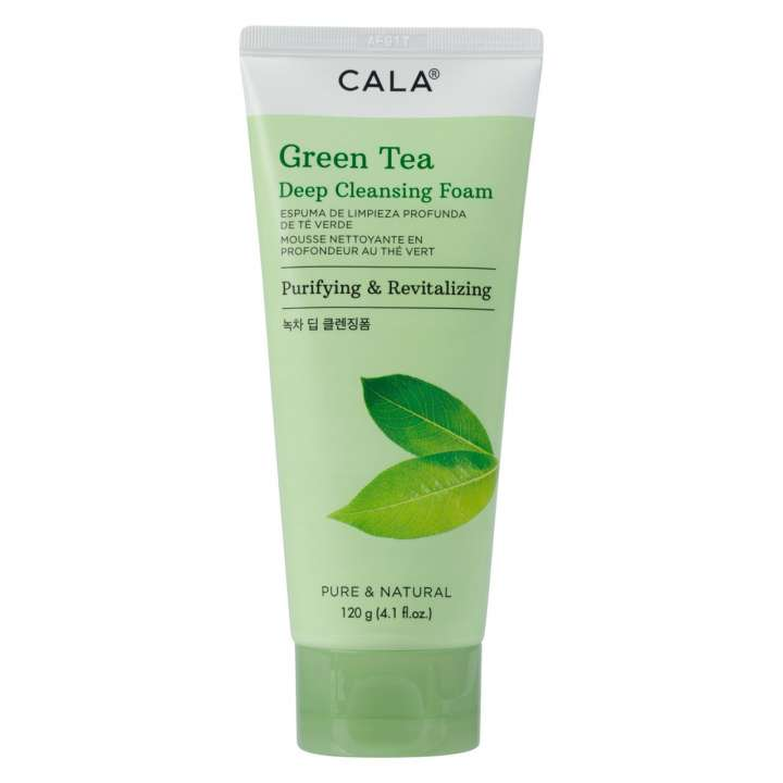 Deep Cleansing Foam - Green Tea
