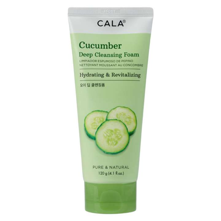 Deep Cleansing Foam - Cucumber