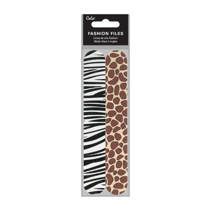 Nagelfeile - Nail File - Fashion Files (2 Stück)