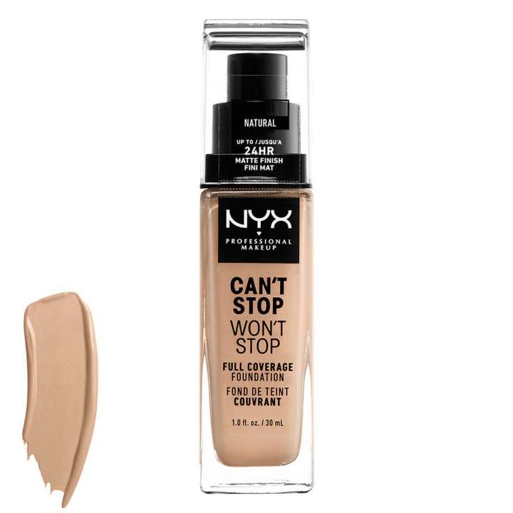 Fond de Teint - Can't Stop Won't Stop Full Coverage Foundation