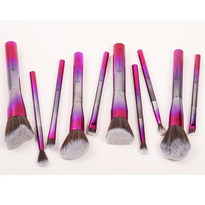10-Teiliges Pinselset - Royal Affair Brush Set