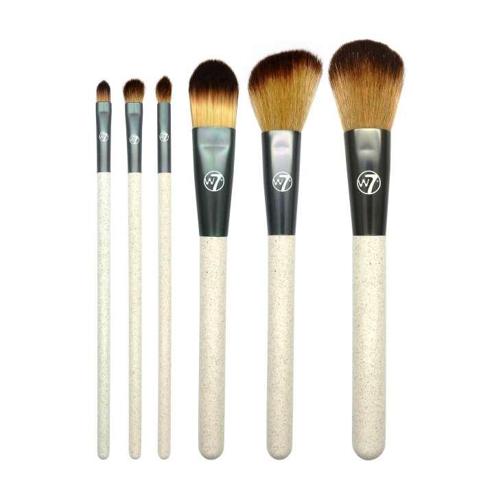 6-Teiliges Pinsel-Set - Very Vegan Brush Eco Brush Set