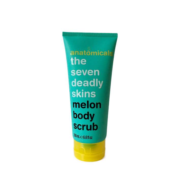 The Seven Deadly Skins - Melon Body Scrub